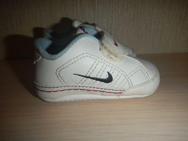 пинетки Nike р.16(10см)