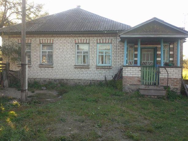 Продам дом в с. Евминка Козелецкого района