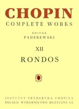 Chopin Ronda CW XII (PWM)
