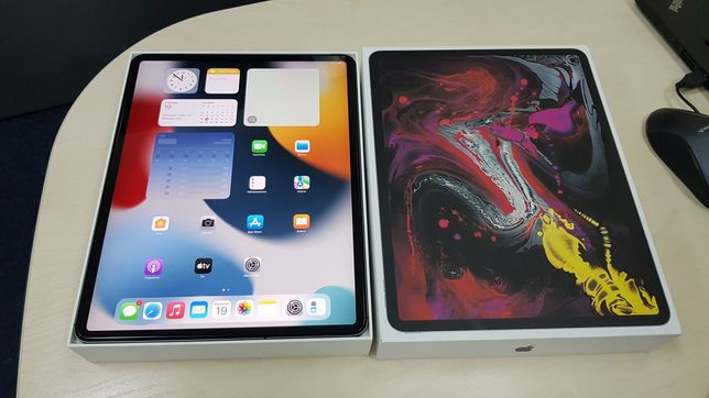 iPad Pro 12.9 (3rd gen) Wi-Fi+4G 256GB (Идеальное состояние!)