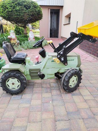 Traktorek dla dziecka -2 przyczepki