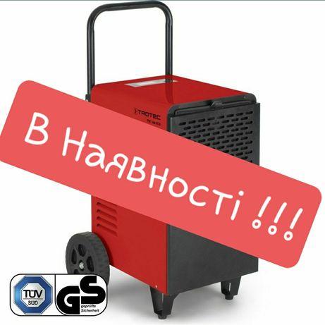 Осушитель воздуха Промисловий осушувач повітряTrotec TTK 166 ECO