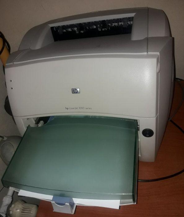 drukarka laserowa HP1000 Wrocław - image 1