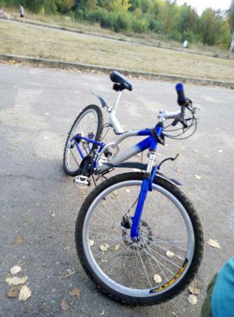 Продам Велосипед Алюминиевая рама