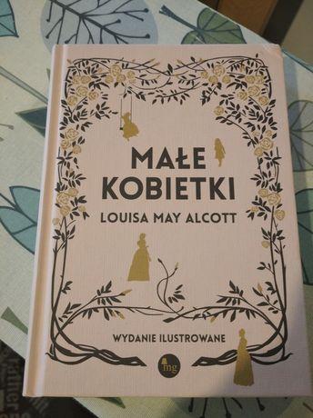 Książka Małe Kobietki Louisa May Alcott