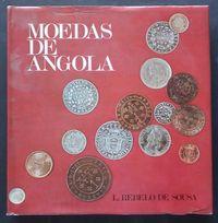 moedas de angola / l. rebelo de sousa