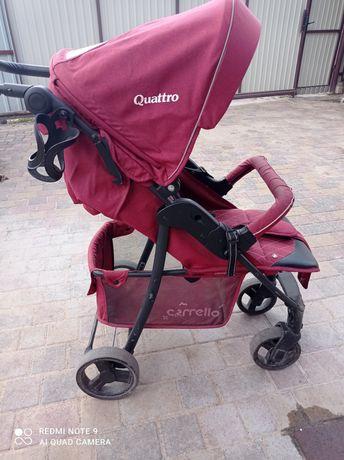 Продам дитячу коляску Carrello Guattro
