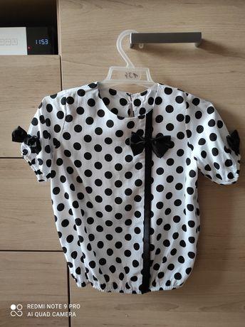 Bluzeczka dziewczęca 116