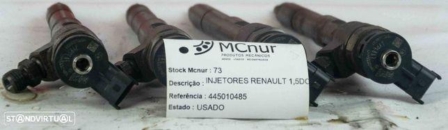Injector Semi-Novo FIAT/PUNTO EVO (199_)/1.3 D Multijet   07.08 - 02.12 REF. 044...