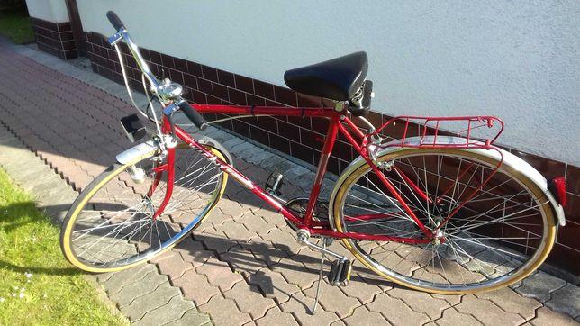 Rower zabytkowy Wagant