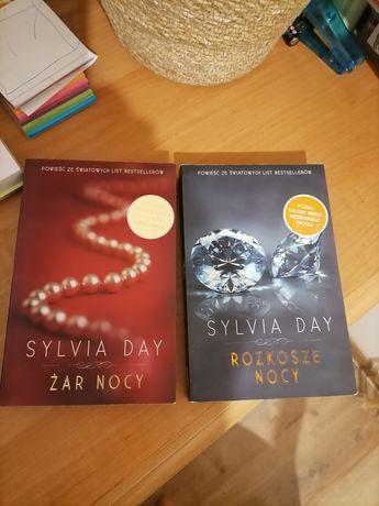 Żar, Rozkosze nocy/Sylvia Day