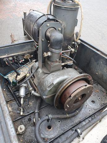 Kompresor śrubowy spalibowy maco meudon mv50 super silent Deutz