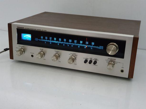 Wzmacniacz AMPLITUNER Vintage Pioneer SX 424 Podświetlana skala SERWIS