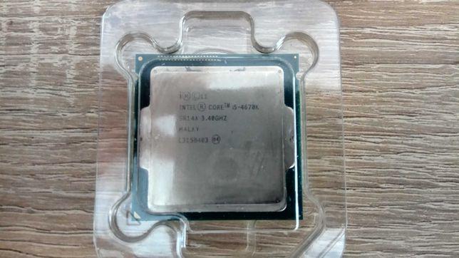 Procesor Intel i5-4670k