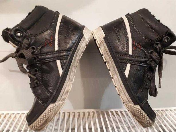 Детские утепленные ботинки \мембрана\Bobbi jhoes\р.30/19см