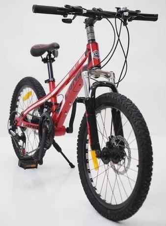 Велосипед подростковый LANQ VA210 20″разные цвета