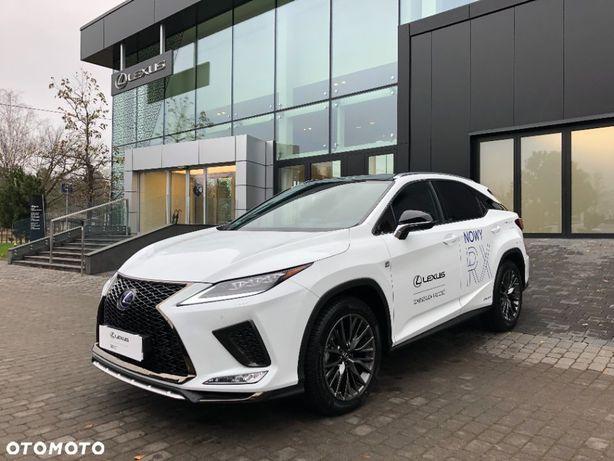 Lexus RX 450h F Sport, DEMO, salon PL, bezwypadkowy, VAT 23%, 1643