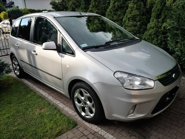 Ford C-MAX 1.8 Benzyna , 2008 rok