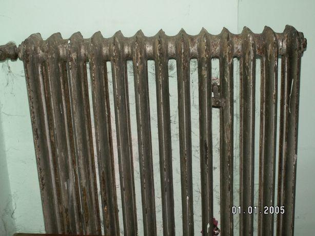 Grzejniki żeliwne