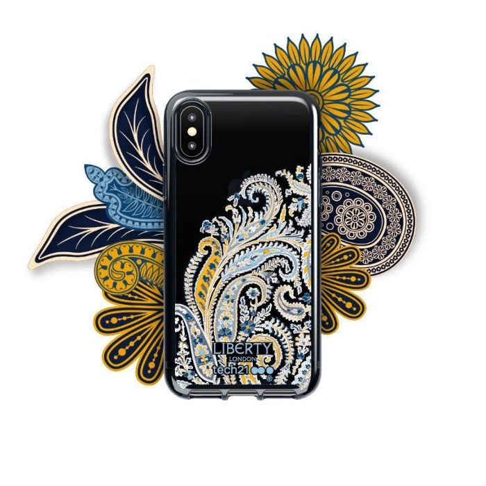 Красивый фирменный Чехол tech21 Liberty London iPhone XR X XS Max Харьков - изображение 1