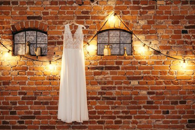 Suknia ślubna - używana, sprzedam