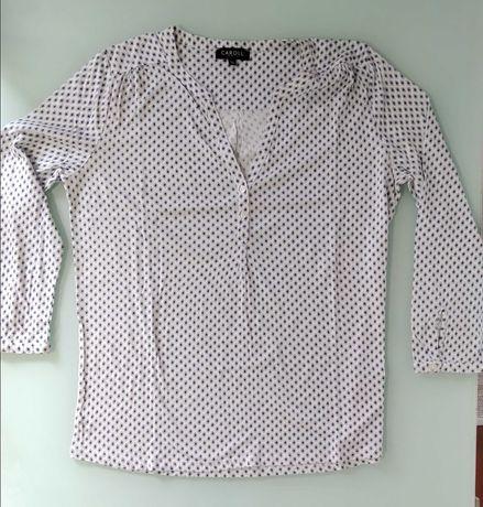 Blusa de Senhora Caroll - Muito fresca e bonita
