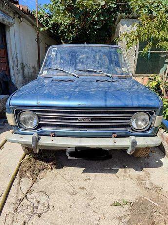 Fiat 128 para restauro