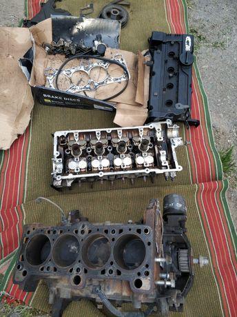 Мотор G4ED по запчастям