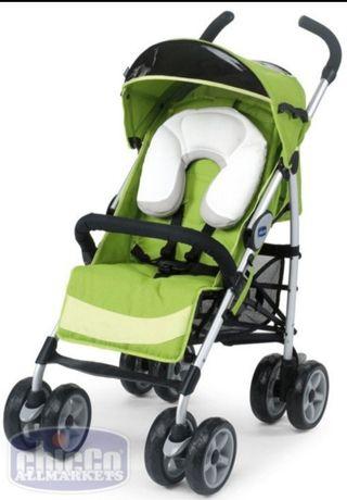Прогулочная коляска Chicco Multiway Complete Jade