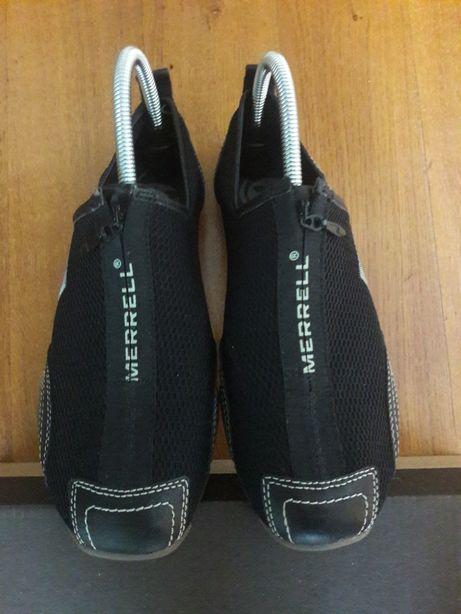 Obniżka - Merrell komfort marka model Barrado Black sport r 38.5