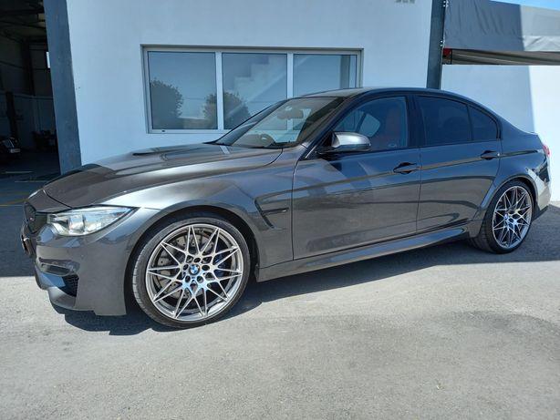 BMW M3 - Competição
