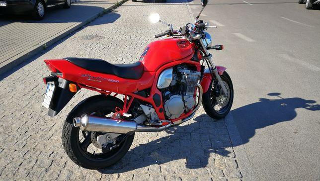 sprzedam bardzo zadbany motor 600 Bandit.zamiana