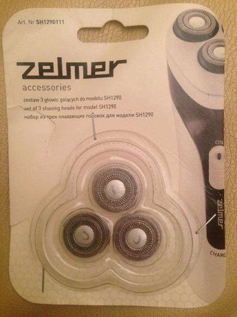 Бритвенные головки Zelmer SH 1290
