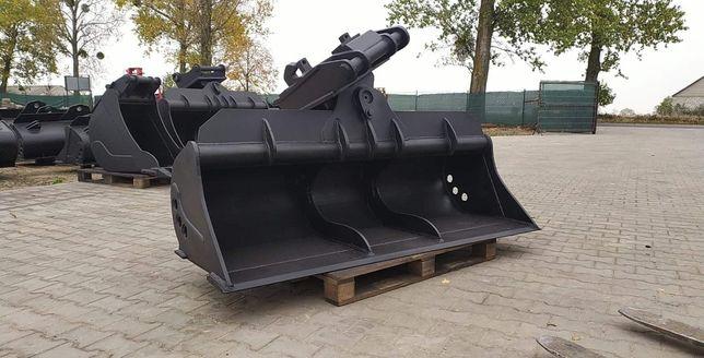 Volvo łyżka skarpowa hydrauliczna 0.8m3