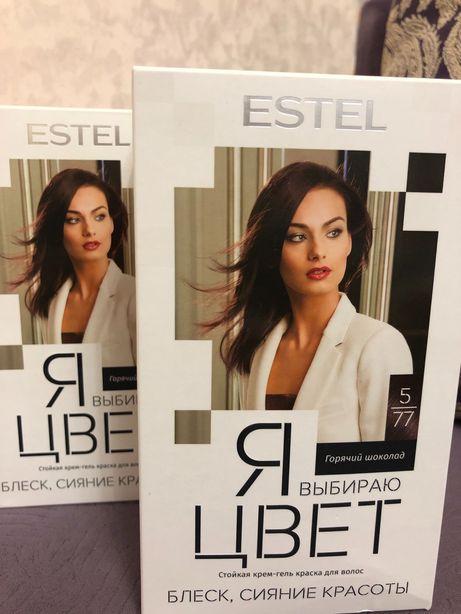 Крем-Гель краска для волос Estel Я-ЦВЕТ 180 грн за две