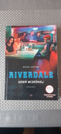 Książka  Riverdale Dzień Wcześniej