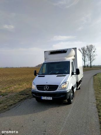 Mercedes-Benz Sprinter 516 CDI  Mercedes Sprinter 516 Chłodnia Winda