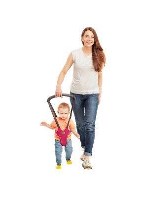 Детские вожжи Love & Carry - Малиновые