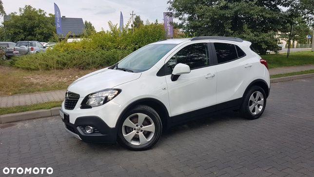 Opel Mokka Klimatyzacja/4xel.szyby/cen.zamek/Kamera cofania/Szwajcaria/opłacony
