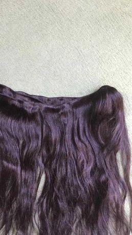 extensões de cabelo natural