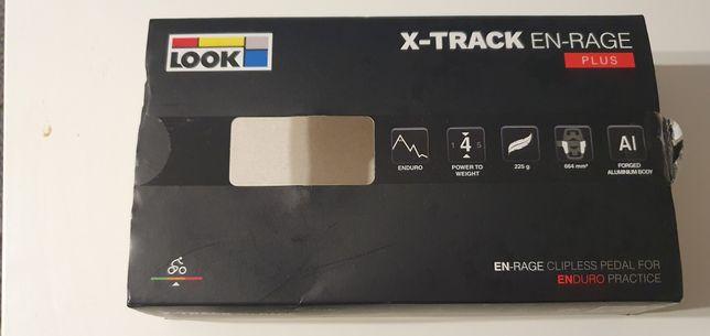 Pedały X-track Look spd