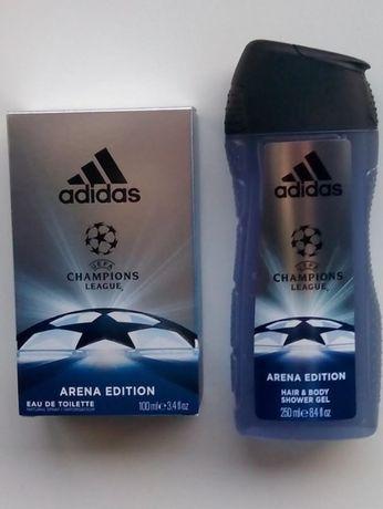 Adidas UEFA Arena Edition Duo Gift Set