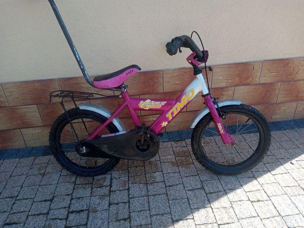 Rowerek na dziewczynkę