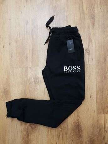 Nowe spodnie dresowe.