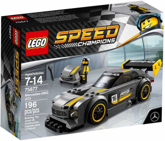 Sets lego  speed champions