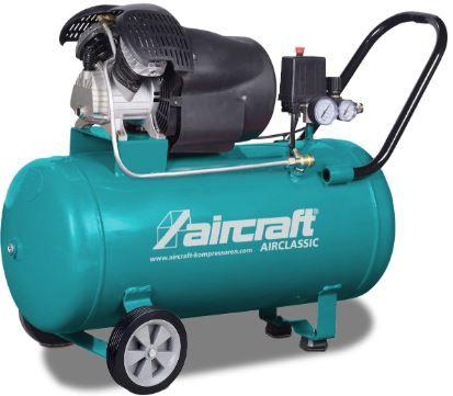 Compressor de Ar Comprimido Aircraft 50 lts 413 L/ min 2.2 kW 230V