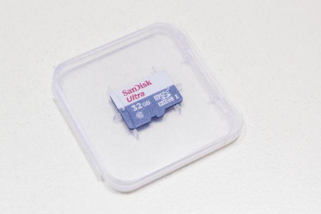Коробка, бокс, кардхолдер для microSD
