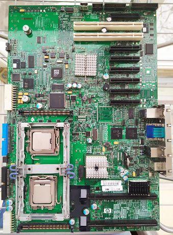 Системная плата сервера HP ML370 G5 434719-001 013046-001 013047-000