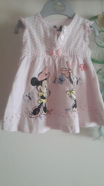 Sukienka dla dziewczynki Minnie Disney