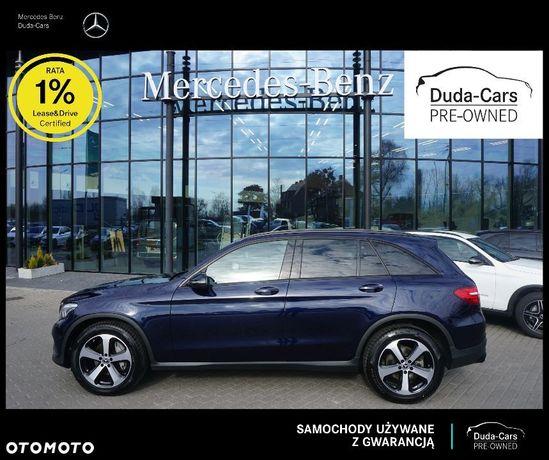 Mercedes-Benz GLC Mercedes Benz GLC 220d kamera cofania